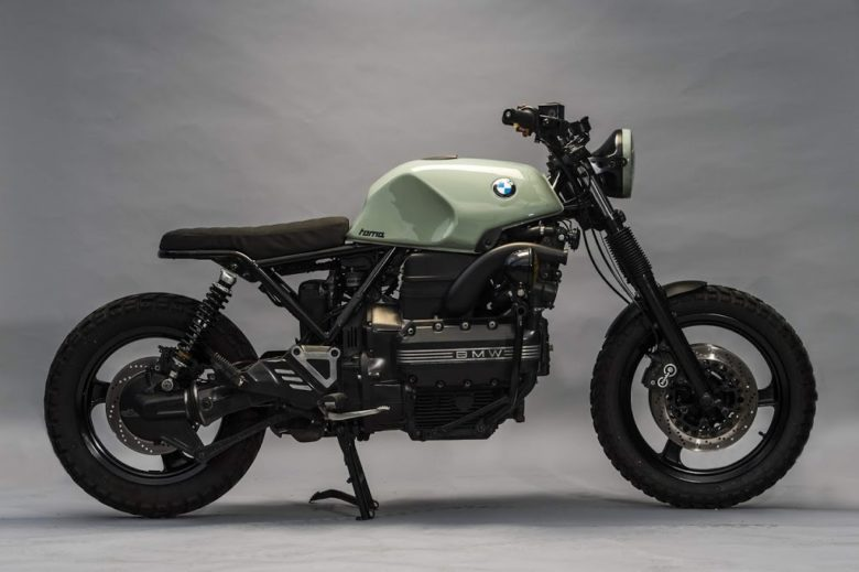 BMW K1100 (TOMA#1) BY TOMA CUSTOMS