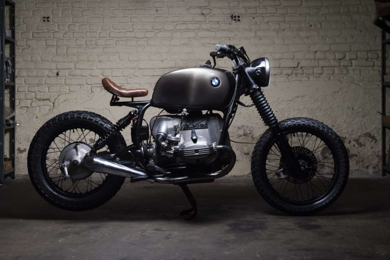 BMW R80 by toma customs