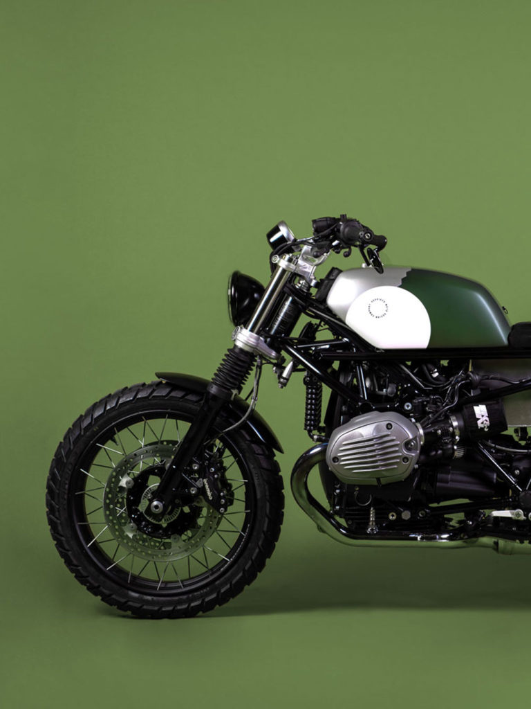 DIY SCRAMBLER MOTO-KIT BMW R NINET Options